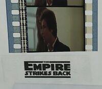 Vintage STAR WARS: EMPIRE STRIKES BACK Film Strip (5 Cells) HAN/CHEWIE @ BESPIN