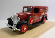 Voitures, camions et fourgons miniatures rouge Eligor pour Citroën