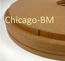 "90 Feet (30 Yards) Cardboard Upholstery tack strip 1/2"" wide tacking strip"
