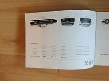 HONDA PRICE LIST 1997      Inc NSX   CRX