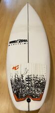 "JS  MonstaBox 5'10""  2020 model Surfboard hardly used"