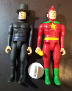 Starman & Shade Golden Age DC Comics Super Heroes Pocket Heroes Silver Age