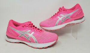 Asics Gel Nimbus 22 womens size 10.5 Pink