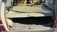 Volvo 240 Wagon Retractable Cargo Cover Security Shade Tan