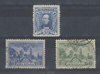 Australia 1930/36 Collection Incl Sturt SG118/162/163 MH/FU J7881