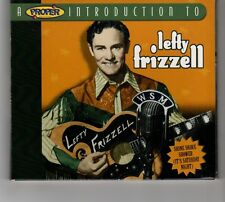 (HG753) Lefty Frizzell, Shine Shave Shower - 2004 CD