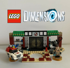 Ghostbusters Story Pack - Lego Dimensions 71242 - Complete - Free P+P
