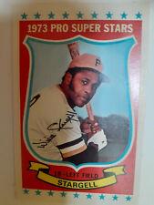 Kelloggs 1973 Willie Stargell Pittsburgh Pirates
