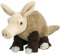 CUDDLEKINS AARDVARK PLUSH SOFT TOY 40CM STUFFED ANIMAL BY WILD REPUBLIC