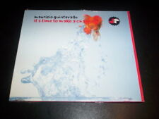 Maurizio Quintavalle – It's TimeTo Make A Change CD digipak Jazz Engine