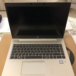 "HP EliteBook 840 G6 14"" (256GB, Intel Core i5 8th Gen., 1.6GHz, 8GB) Laptop"