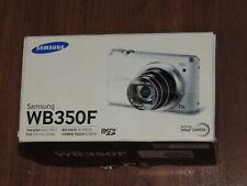 NEW in Open Box - Samsung WB350F 16.3 MP Smart Camera - BLACK - 887276675763
