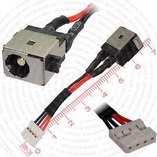 Toshiba Portege Z930-14N DC Power Jack Port Socket Cable Harness
