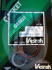 Juego de tapas superiores VESRAH kit Suzuki RM125 RM125N/P/R/S/T 1992-96 VG-7078