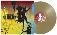 All Time Low ‎– So Wrong Its Right Exclusive Limited Edition Gold Color Vinyl LP