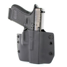 OWB Kydex Holster for Glock Handguns - Black