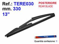 030 SPAZZOLA TERGICRISTALLO LUNOTTO POSTERIORE FIAT PUNTO 176 DAL 93 AL 1998