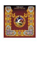 Thin Lizzy Johnny the Fox Album Art 33x23 Fine Art Print By Jim FitzPatrick