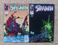Spawn, nº 23 y 24, 1996, Image, World Comics, Planeta DeAgostini, Kevin Conrad