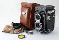 YashicaFlex Model C Twin Lens Reflex TLR 120 6x6 Film Camera [Excellent++] Japan