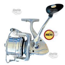 Tronixpro Oceanik Fixed Spool Sea Fishing Reel With Spare Spool - Silver Model