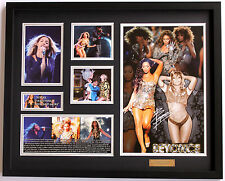 New Beyonce Signed Limited Edition Memorabilia