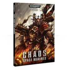 CODEX : CHAOS SPACE MARINES  - WARHAMMER 40,000 - GAMES WORKSHOP - SOFTCOVER