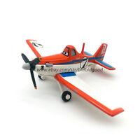 Mattel Disney Pixar Planes Dusty D7 Crophopper Diecast Model Loose Kid Gift Toys