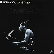 Nina Simone - Nina Simone's Finest Hour (NEW CD)