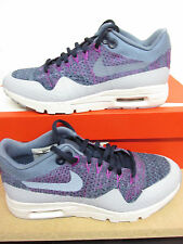 Nike Womens Air Max 1 Ultra Flyknit Running Trainers 859517 400 Sneakers Shoes