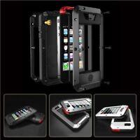 Waterproof Dustproof Aluminum Gorilla Metal Cover Case for Apple iPhone 4 4s