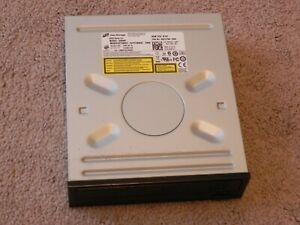 Hitachi-LG Data Storage DVD-RW Rewriter Drive Model: GH50N