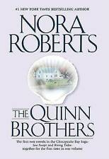 NEW - The Quinn Brothers (Chesapeake Bay Saga) by Roberts, Nora