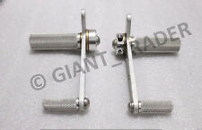 CAFE RACER REARSETS FOOTPEGS FOR BMW R100 RS RT S GS R90 R75 R60 R50@giant_trade