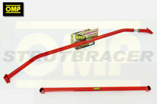 OMP UPPER & LOWER STRUT BRACE FIAT 500 1.3 MULTI-JET