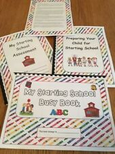 Starting School Pack - EYFS, Early Years, Childminding, Childminder, Nursery