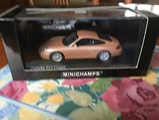 Minichamps Porsche 911 Coupe (996), Silver. 2001 Model, in 1/43 scale