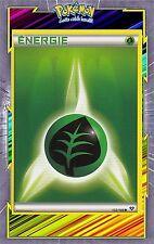 Energie Plante - XY:Noir et Blanc - 132/146 - Carte Pokemon Neuve Française