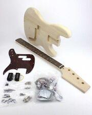 "Pit Bull Guitars PB-30R Electric Bass Guitar Kit (30"" Scale) (Rosewood Fretbo..."
