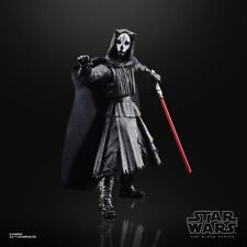 6 Inch Darth Nihilus Sith Lord KOTOR Figure Black Series Star Wars TBS ....LOOSE