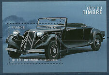 FEUILLET F5303 OU TIMBRE 5303 NEUF XX - VOITURE ANCIENNE - CITROEN TRACTION