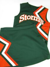 STORMS VARSITY Cheerleader Uniform Outfit Costume Child - Adult Choose Size