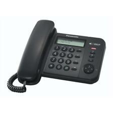 PANASONIC KX-TS560EX BLACK  TELEFONO ANALOGICO CON FILO