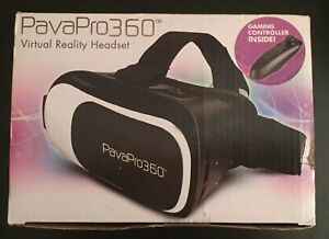 PavaPro360 Virtual Reality Headset & Gaming Controller