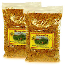 2x 1kg 19,98 EUR/kg Blütenpollen -würzig/herb- Pollen