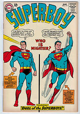 SUPERBOY #119 6.5 OFF-WHITE PAGES SILVER AGE