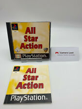 ALL STAR ACTION PLAYSTATION 1 PS ONE PSX PS1 SPIEL 12 GAMES PAL SEHR GUT