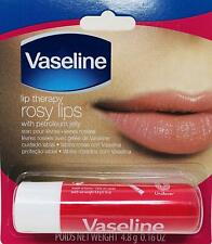 Vaseline Rosy Lips Therapy with Petroleum Jelly | 0.16 Oz