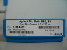 Agilent Bio MAb, NP5, SS Chromatograph HPLC Column 4.6 x 250mm, 5um 5190-2405