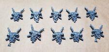 Warhammer 40k Grey Knights Strike Squad Teleporter Backpacks Bits